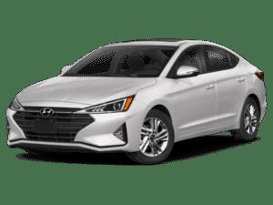 Hyundai Elantra or similar Rental